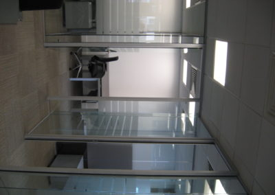 Glass Partitions Ireland - fitting in Dublin example 16