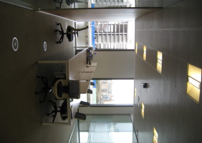 Glass Partitions Ireland - fitting in Dublin example 3