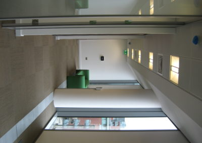 Glass Partitions Ireland - fitting in Dublin example 4