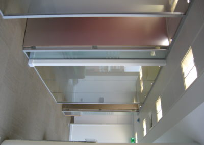 Glass Partitions Ireland - fitting in Dublin example 5