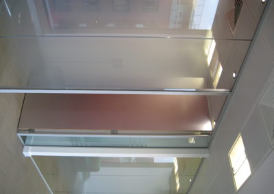 Glass Partitions Ireland - fitting in Dublin example 6