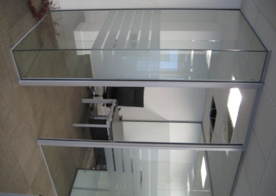 Glass Partitions Ireland - fitting in Dublin example 7