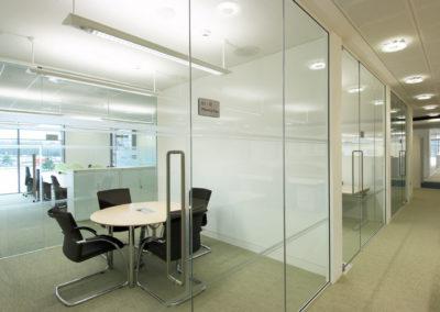 Logika 5000 Single Glazed Frameless