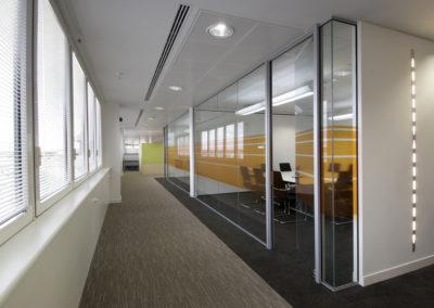 Logiks 5000 Single Glazed with Framed Glass Door